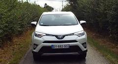 Essai Toyota RAV4 4WD Hybride : L'invitation au voyage... Tranquille