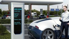 Bornes Ultra-E : charge en 20 minutes maximum en Belgique