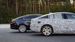 Essai Opel Insignia Grand Sport (2017) : premier contact convaincant