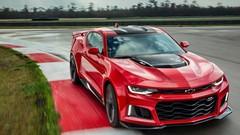 Camaro ZL1 : vidéo sur le Nürburgring