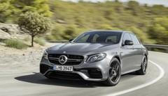 Mercedes-AMG présente la E 63 S 4Matic