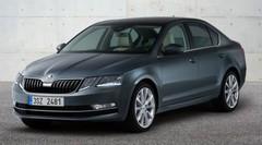 Skoda Octavia : facelift éclairé