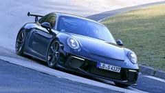 La 911 GT3 prépare son retour pour 2017