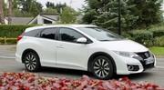 Essai Honda Civic Tourer 1.8 i-VTEC Innova AT