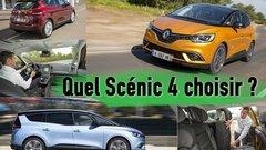 Guide d'achat Renault Scénic et Grand Scénic 4