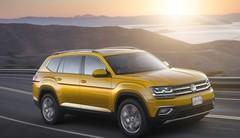 Le grand SUV VW Atlas vise l'Amérique avant tout