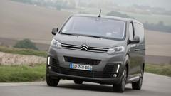 Essai Citroën SpaceTourer BlueHDi 115 Feel taille M : le Jumpy des VIP