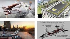 Uber veut créer des voitures volantes autonomes
