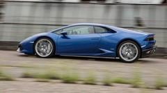 Essai Lamborghini Urraco 1972 vs Lamborghini Huracán 2016 : le bal des conquérantes