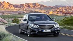 Nouveau V8 et 6 cylindres en ligne pour la Mercedes Classe S en 2017