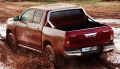 Essai Toyota Hilux : la légende des sables