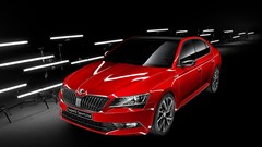 Skoda Superb : une nouvelle finition sportive