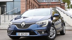 Essai nouvelle Renault Mégane Estate Business dCi 110 EDC