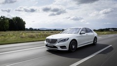 Quatre nouveaux moteurs pour la Mercedes Classe S 2017