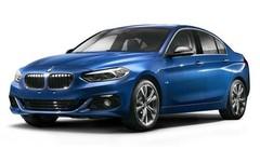 BMW : une berline Série 1 juste pour la Chine !