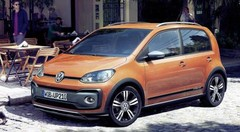 Volkswagen Cross Up restylée : le 3-cylindres turbo fait son entrée