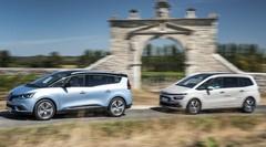 Essai Renault Grand Scénic contre Citroën Grand C4 Picasso : Forme ou fonction