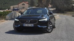 Essai Volvo V90 D4 Inscription : le break par excellence