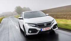 Essai Honda Civic (2017) : premier contact avec la nouvelle Civic