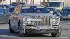 La future Rolls-Royce Phantom 2018 en lignes définitives
