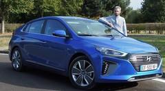 Essai Hyundai Ioniq : trio gagnant