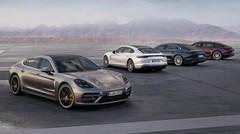 Nouvelle Porsche Panamera : un petit V6 et une version longue à Los Angeles