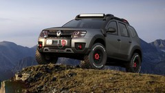 Dacia se lâche avec les concepts Duster Extreme et Sandero Grand Prix