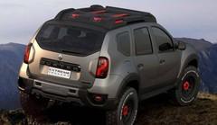 Renault Duster Extreme, le Duster très baroudeur du salon de Sao Paulo