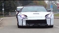 Future Ferrari F12 : Toujours avec un V12 atmo !