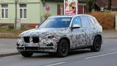 Le futur BMW X5 pointe le bout de son nez