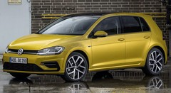 VW Golf VII Facelift
