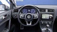 VW Golf : toilettage pour passer l'hiver !