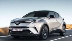 Essai Toyota C-HR : Mutatis mutandis