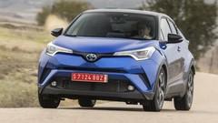 Premier essai Toyota C-HR : Au volant de la version hybride