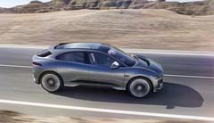 Jaguar I-Pace Concept : le premier SUV électrique de Jaguar est prêt