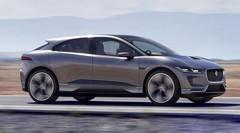 Jaguar prépare son premier SUV électrique, l'I-Pace