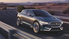 Jaguar I-Pace Concept : le futur électrique de Coventry