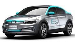 Qoros va lancer 2 modèles électriques avec 350 km d'autonomie
