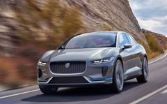 Jaguar répond à Tesla avec le SUV électrique I-Pace !