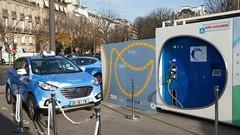 Hyundai permet à Paris de devenir leader mondial dans la mobilité par hydrogène