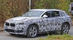 La future BMW X2 2017 surprise en cours d'essais !