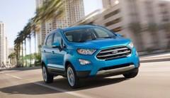 Ford EcoSport : lifting extérieur et intérieur