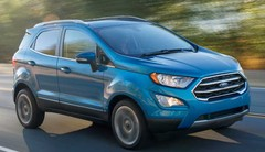 Ford EcoSport, un restylage bienvenu !
