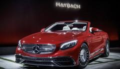 Mercedes-Maybach S 650 Cabriolet : 300 unités à 300 000 €