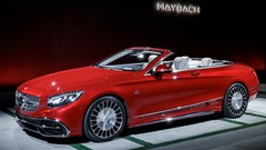 Mercedes-Maybach S650 Cabriolet, le sommet !