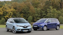 Essai Renault Grand Scénic vs Citroën Grand C4 Picasso 2016 : les frenchies