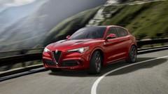 Alfa Romeo Stelvio Quadrifoglio : plus fort que le Macan Turbo