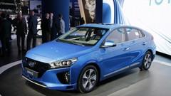 Hyundai Ioniq autonome : une Ioniq sans conducteur à Los Angeles