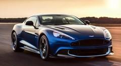 Aston Martin Vanquish S 2017 : 600 ch pour faire oublier le turbo