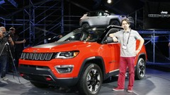 Nouvelle Jeep Compass (2017) : en vedette au salon de Los Angeles